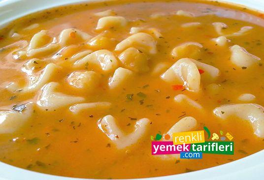 Mantılı Çorba Nasıl Yapılır  Mantılı Çorba Tarifi, Mantılı Çorba Nasıl Yapılır, Çorba Tarifleri, Yemek Tarifleri http://www.renkliyemektarifleri.com/mantili-corba