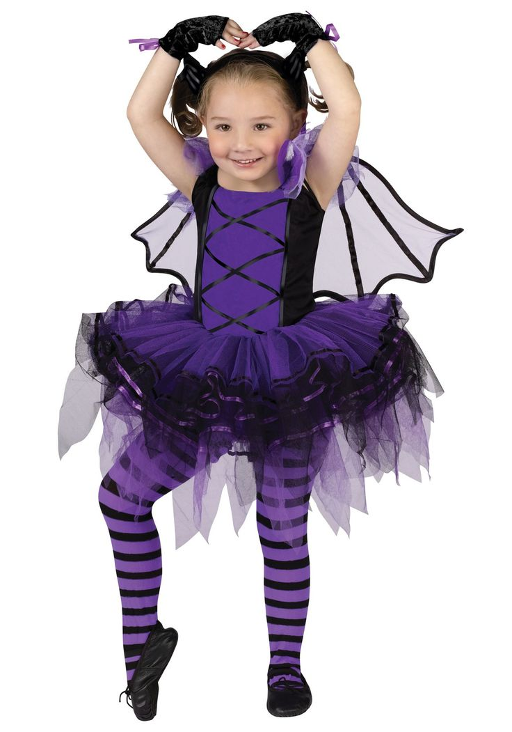 girls vampire bat costume - Google Search | Halloween ...