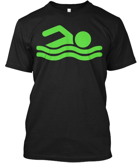 The Swimmer | Teespring