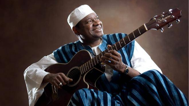 Vancouver-based West African guitarist Alpha Yaya Diallo makes his first visit to the Maritimes in three years with solo guitar performances at Seahorse Tavern in Halifax on Wednesday and Evergreen Theatre in Margaretsville on Friday.