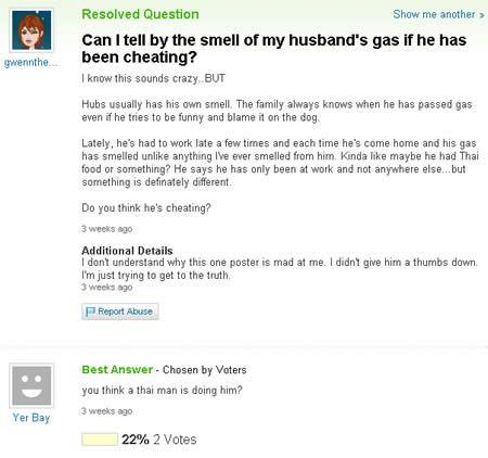 15 Funny Yahoo Answers Fails - Oddee.com (funny yahoo answers, yahoo answers fail...)