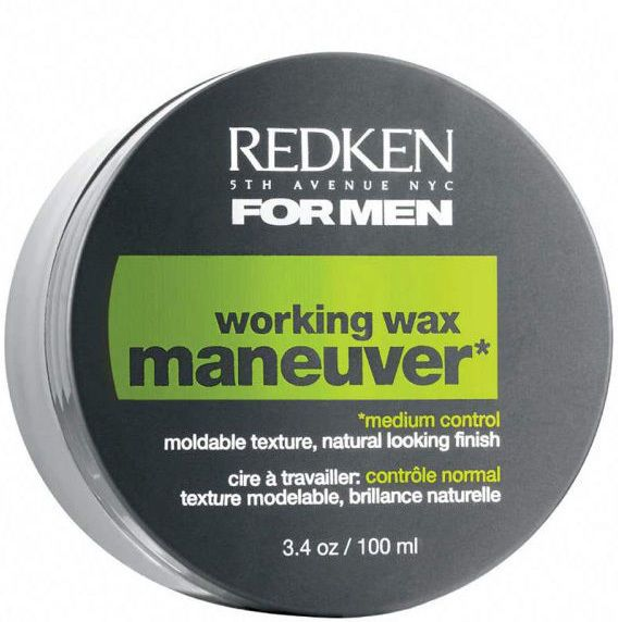 Beautiful Get Ready To Manipulate Your Style With Mens Hair Wax Redken! It Provides  You With