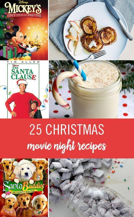 """25 Festive Recipes for Freeform's """"25 Days of Christmas"""