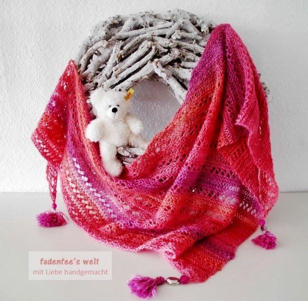 80 besten Schals Bilder auf Pinterest   Schals und tücher ...