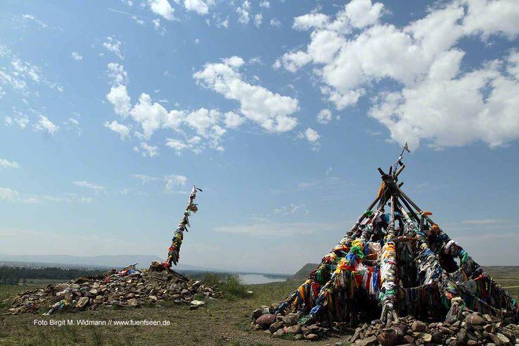Erlebnisvortrag sibirische Kultur und Schamanismus