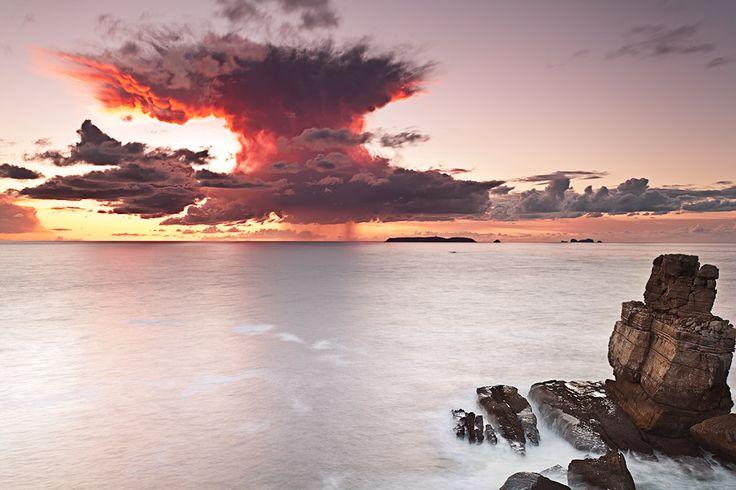 Clouds by Lujó Semeyes, via 500px