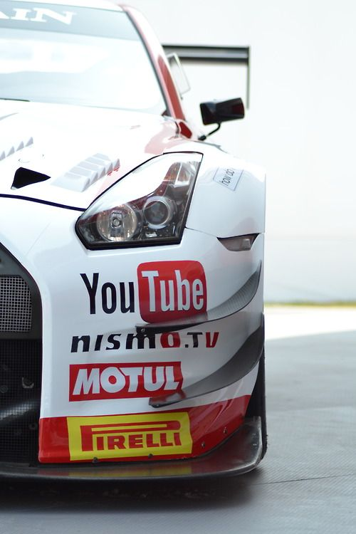 Nissan GTR Nismo GT3! Enjoy - The Torque Club