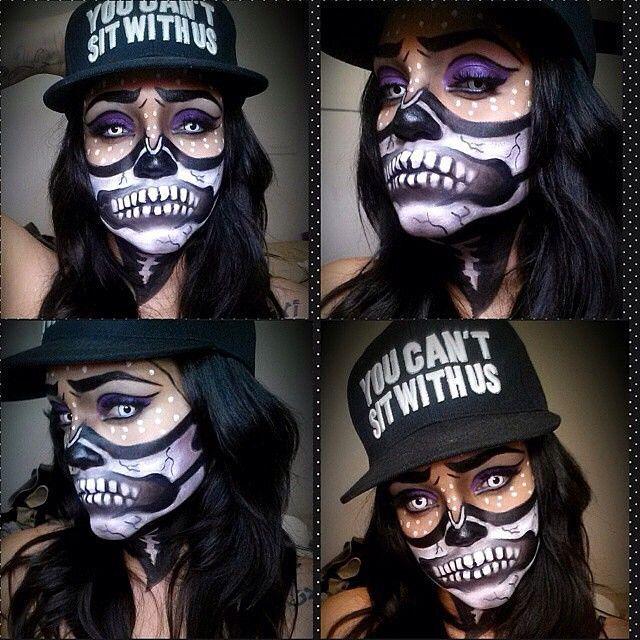 86 best Monster Makeup images on Pinterest | Fx makeup, Halloween ...