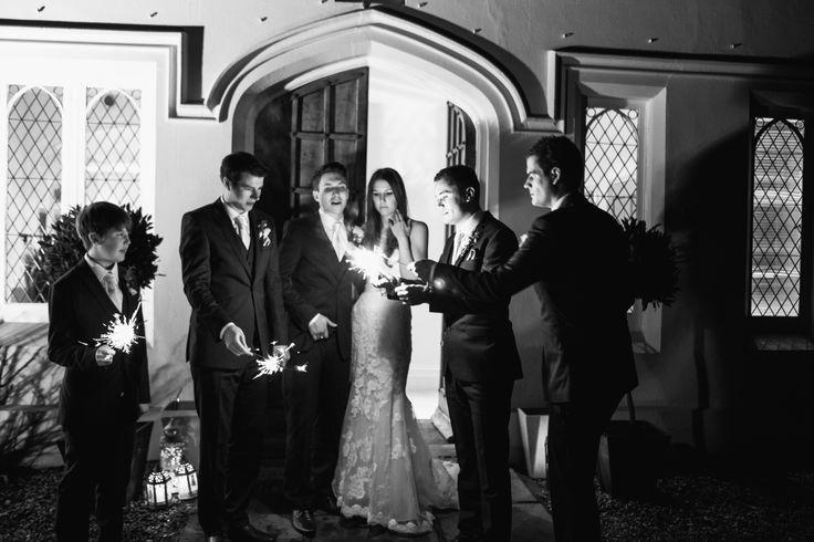 #thehitchcockwedding #sparklers