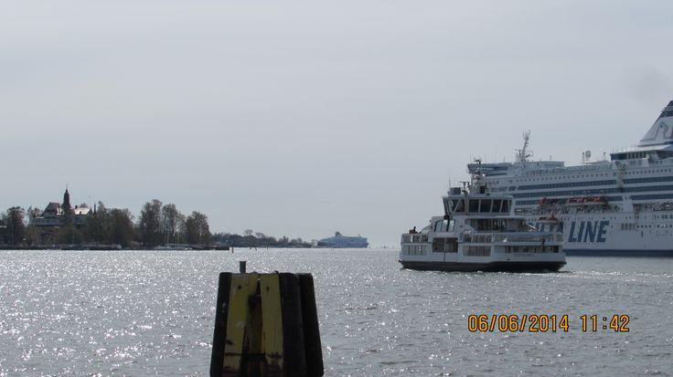 laivoja