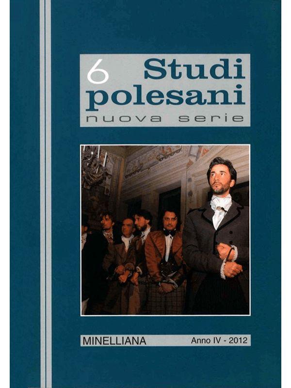 STUDI POLESANINUOVA SERIE 6