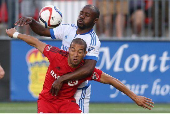 Toronto FC's Justin Morrow