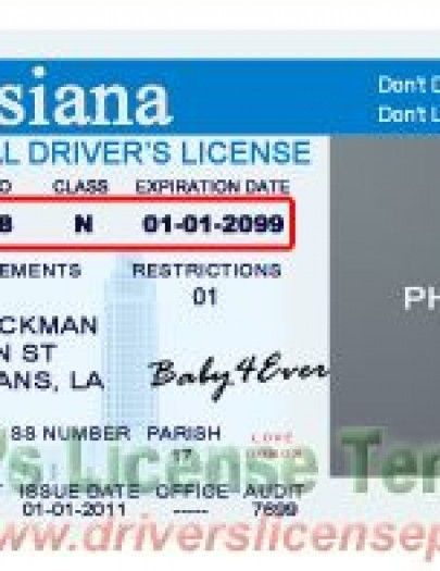 Drivers License - Fake Drivers License - Drivers License PSD | Drivers License