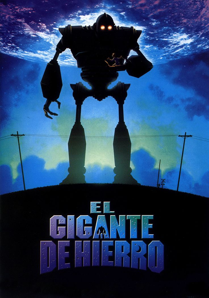 1999 / El gigante de hierro - The Iron Giant