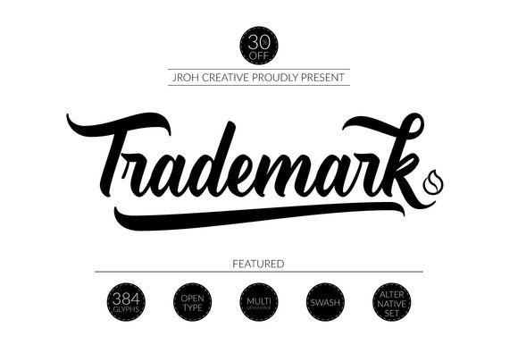 Trademark (30% off)