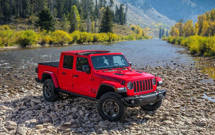 2020 Jeep Gladiator Specs Price Release Date Jeep Gladiator Jeep Pickup Truck Jeep Pickup