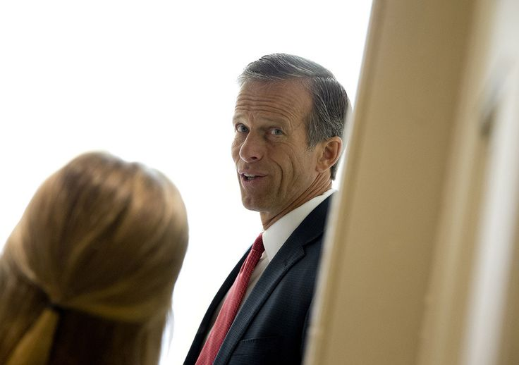John Thune, the only member of Senate Republican leadership to call for Donald Trump to step aside in recent days, announced that he will intend[s] to vote for the nominee nonetheless. I intend to support the nominee of our party and if anything should change then I'll let you know, but he's got a lot of work to do I think if he's going to have any hope of winning this election, the South Dakota Republican told KELO News, a local outlet, on Tuesday evening. Thune, the fourth-highest ranking…