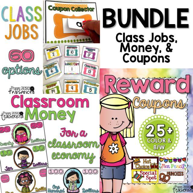 Classroom Economy + Class Dojo Education Classroom