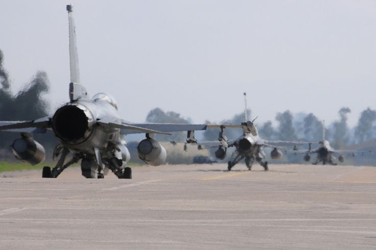 Air Force squadrons join exercises in Greece, Netherlands - News - Stripes