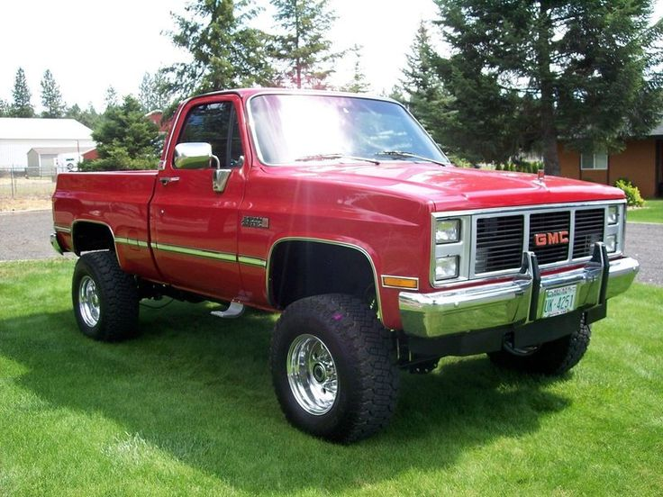 1986 GMC Sierra 1500 for sale by Owner - Tacoma, WA | OldCarOnline.com Classifieds