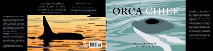 The new best seller Orca Chief
