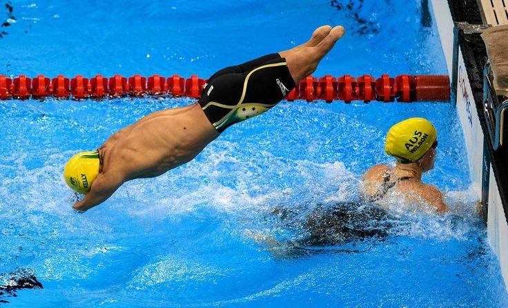 Zdjęcie numer 0 w galerii - Paraolimpijczycy podczas igrzysk w Rio 2016…