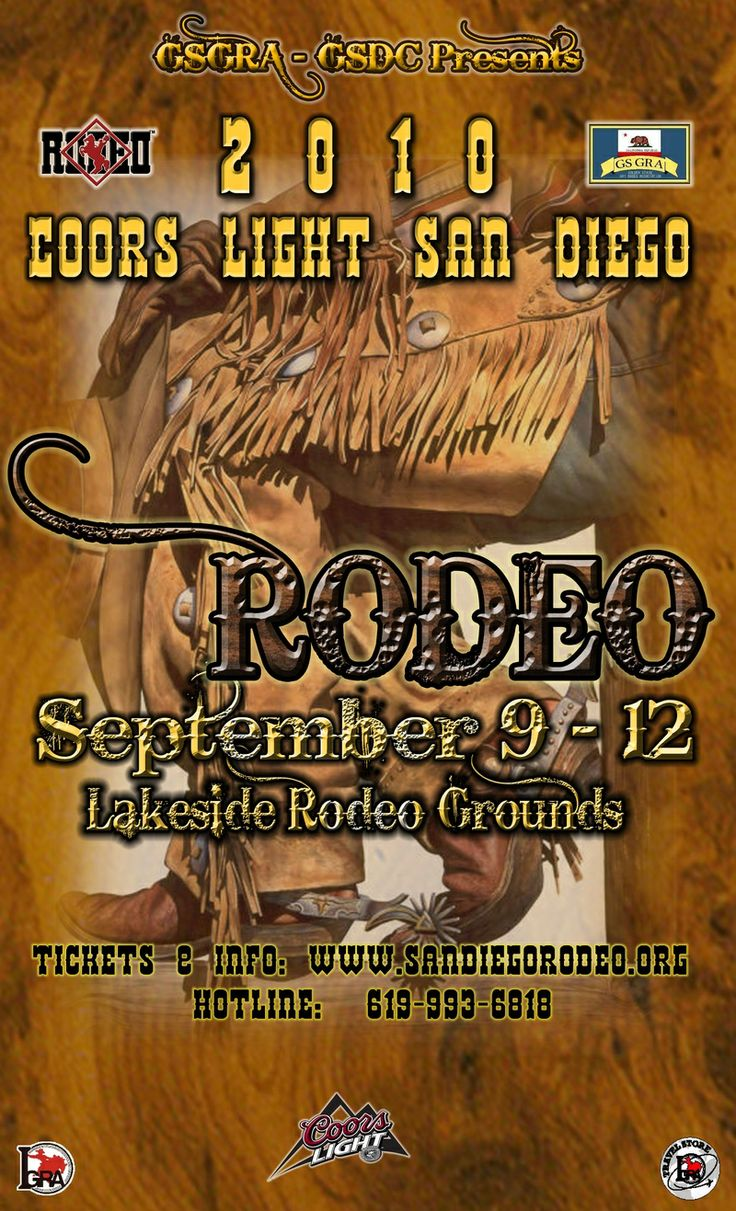 17 Best Images About Rodeo Posters On Pinterest Reunions