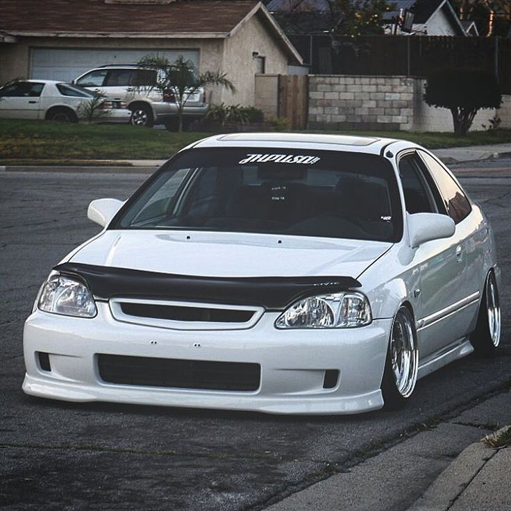 Honda Stance