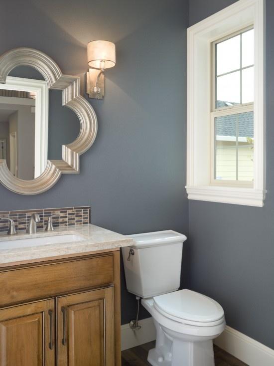 Sw storm cloud 6249 traditional bathroom white tile bath for Southwest bathroom designs