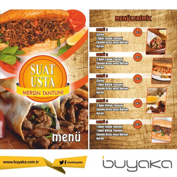 Gününüze lezzet katmaya Suat Usta'ya bekliyoruz. Suat Usta Buyaka Kat 1'de. #BuyakaBiBaşka #LezzetNoktaları #SuatUstaTantuni