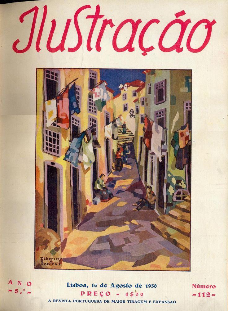 Cover by Ilberino dos Santos, 1930
