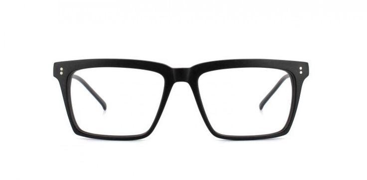 EDGE I Based on a classic shape but with more personality for a sharper look.  Black on the outside - grey on the inside.
