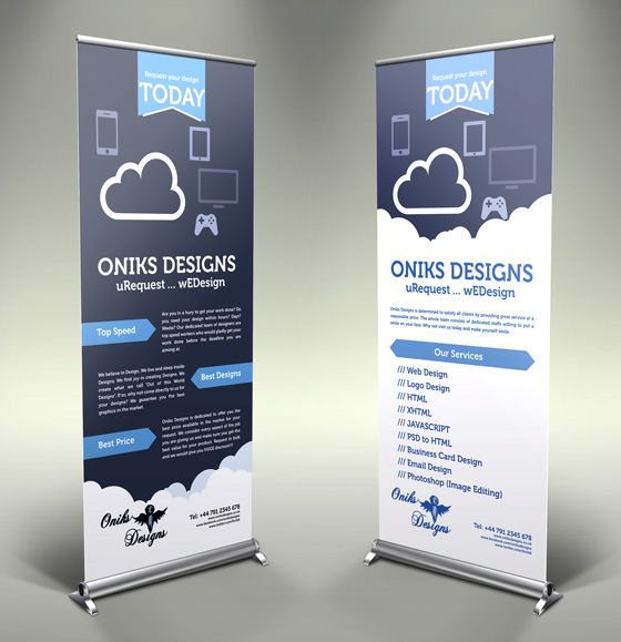 Banner Design Ideas banner ad design by ovimatic ovimatic 20 Creative Vertical Banner Design Ideas