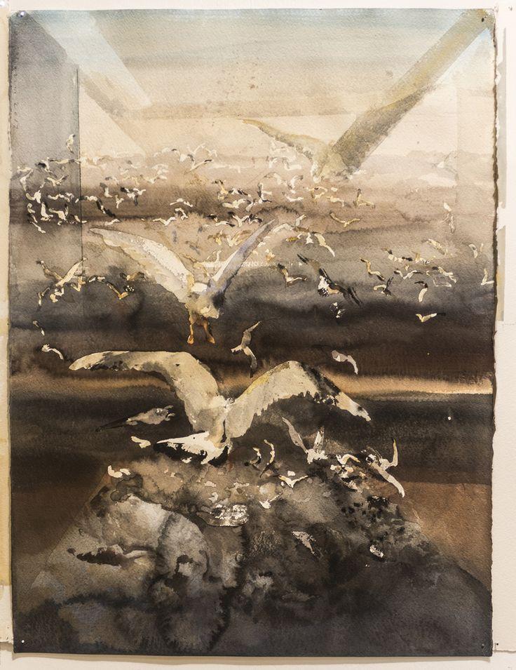 GALLERI – Sandgrund Lars Lerin