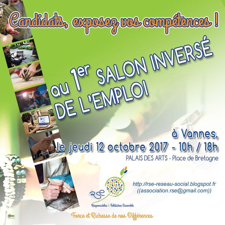 Association RSE / Responsables & Solidaires Ensemble / axée sur l'ESS (Économie Sociale et Solidaire) ((http://rse-reseau-social.blogspot.fr))