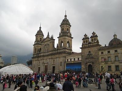 Gold Museum (Museo de Oro) Plaza de Bolivar, Bogota, Colombia #Colombia #Gold Museum
