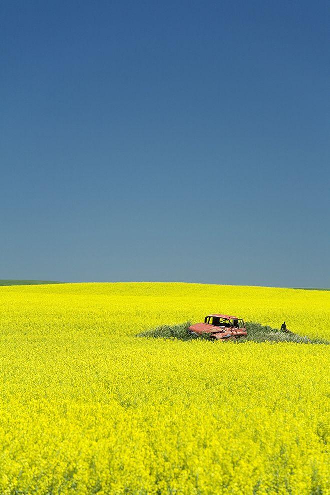 Enchanted Highway (North Dakota) | 31 Breathtaking Photos Of Abandoned Locations