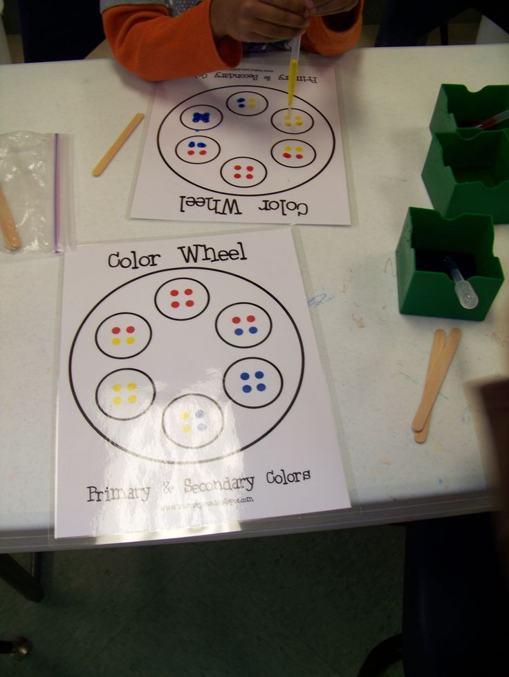 Preschool Science Experiments - Preschoolers Science Activities