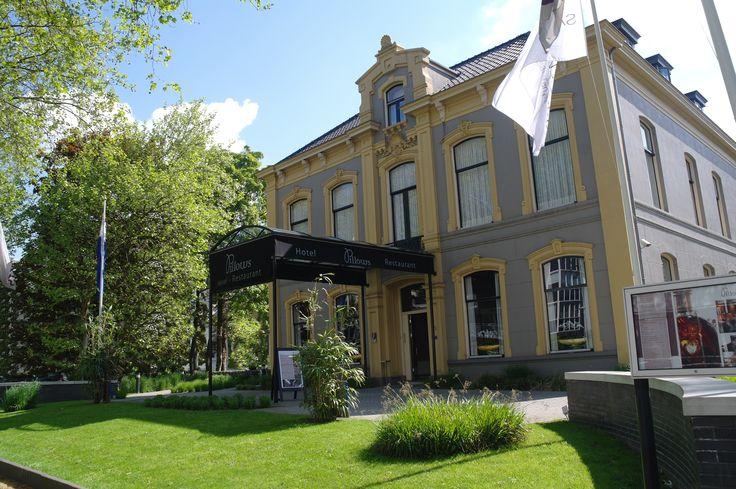 Vergaderlocatie Sandton Hotel Pillows aan de Stationsweg 9 in Zwolle