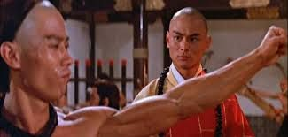 gordon liu 36 chambers of shaolin teaching his student Hsiao Ho