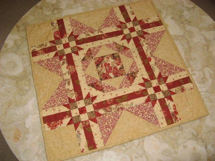 17 Best Images About Small Quilting Projects On Pinterest