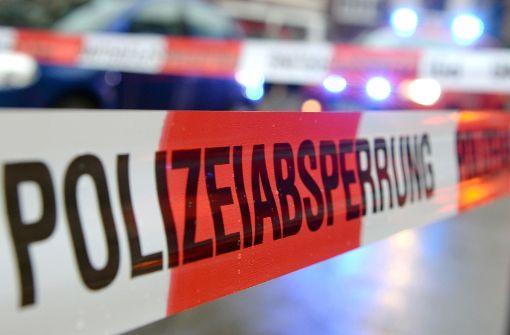 Die Polizei konnte den mutmaßlichen Täter in der Nähe des Tatorts stellen. Foto: dpa