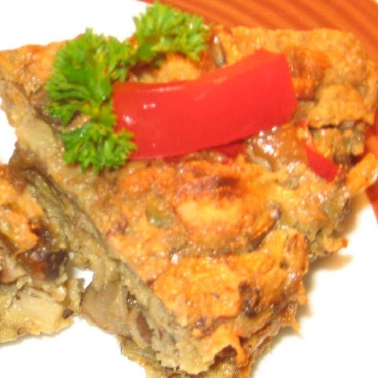Recept Houbová sekaná od petr muhlstein - Recept z kategorie Hlavní jídla - ostatní
