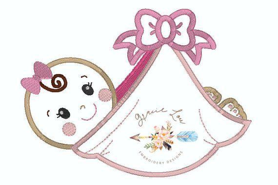 baby embroidery design machine Pink Balloon embroidery design baby embroidery design file instant download newborn embroidery pattern