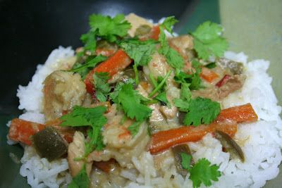 Meal Planning 101: Slow Cooker Thai Curry