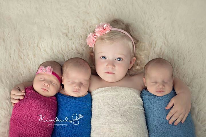 Triplets and sibling