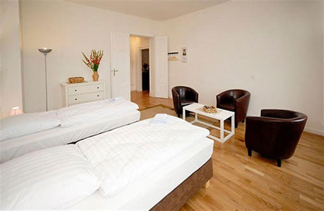 Berlin Apartment Joaquin Rodrigo