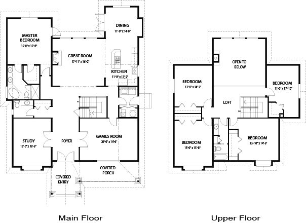 284 best lake images on pinterest house floor plans home design dunbar malvernweather Gallery