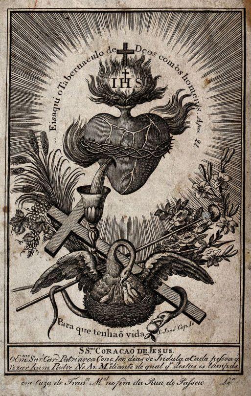 Coração de Jesus: Tabernáculo de Deus com os homens.