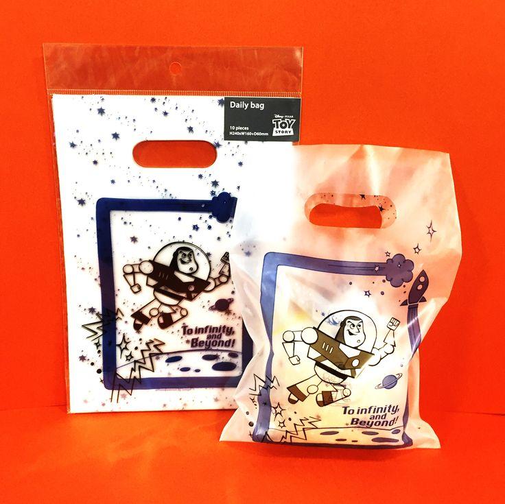 インディゴ トイストーリーラッピングシリーズ 手提げバッグ